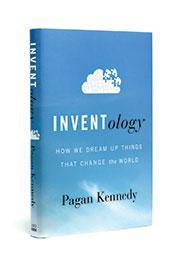 تصویر روی جلد کتاب «Inventology»