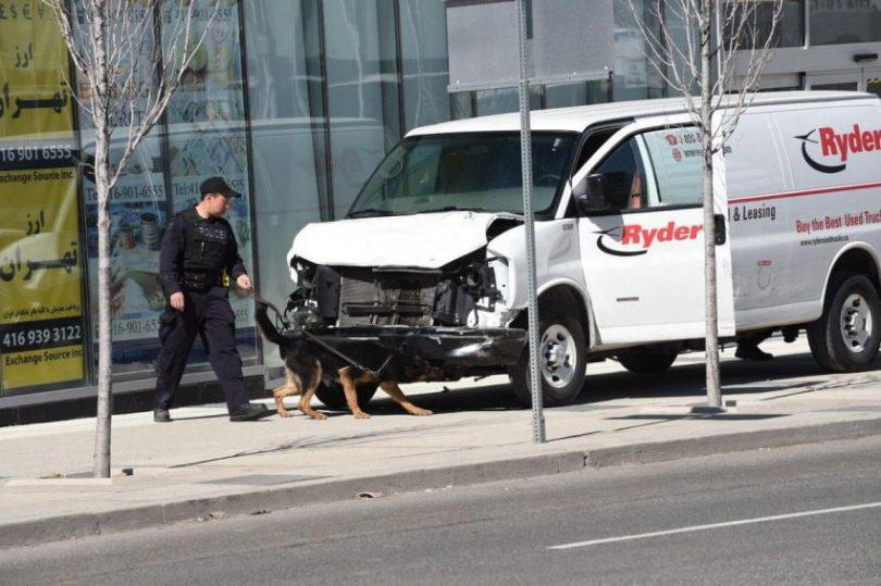 حادثه در تورنتو